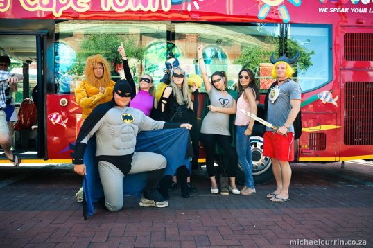 Thanks to City Sightseeing South Africa for sponsoring bus tickets!