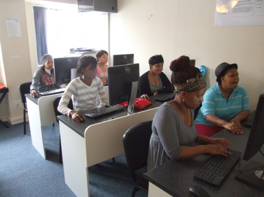 Thanks to a generous donation of 20 new computers from the Dell Development Fund more students can enroll in the course